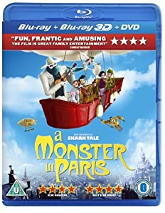 A Monster in Paris (Blu-ray/DVD Combo)