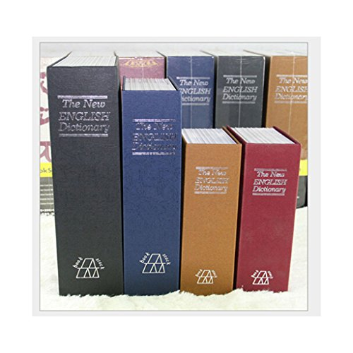 faux livre dictionnaire anglais livre coffre fort bo 238 te de rangement mini portefeuille coffre