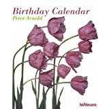 Flowers Birthday Calendar 2008by Peter Arnold