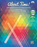 img - for About Time!: 18 Rhythm Stick Routines for Reading and Playing, Book & Enhanced CD book / textbook / text book