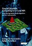 Parallel Scientific Computing in C++...