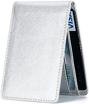 Ultra Slim Wallet with RFID Blocking