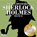 The New Adventures of Sherlock Holmes (The Golden Age of Old Time Radio Shows, Vol. 12)  by Arthur Conan Doyle Narrated by Basil Rathbone