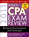Wiley CPA Exam Review 2011, Business Environment and Concepts (Wiley CPA Examination Review: Business Environment & Concepts)