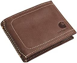 Carhartt Men's Passcase Wallet,Brown,One Size