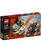 LEGO Cars 9483 - La fuga dell'agente Carl Attrezzi