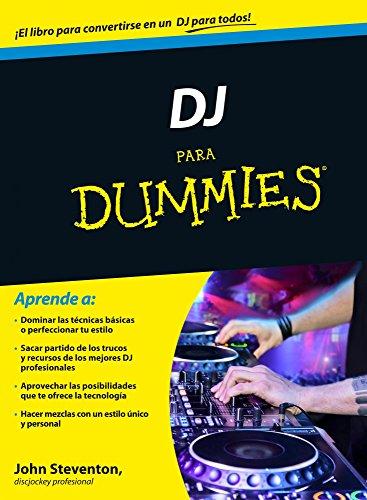 DJ PARA DUMMIES descarga pdf epub mobi fb2