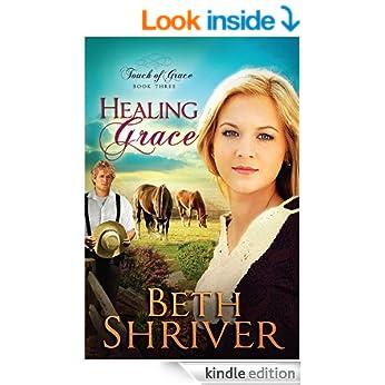 Healing Grace (Touch of Grace)