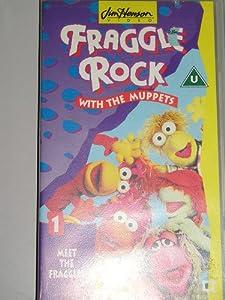 Fraggle Rock: Volume 1 - Meet The Fraggles [VHS]: Fraggle
