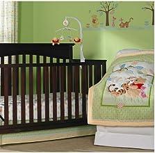 Winnie the Pooh amp Friends 3-piece Crib Bedding Set