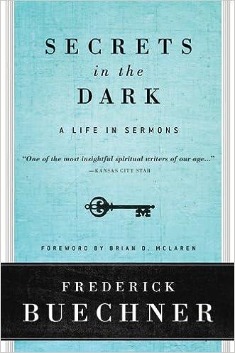 Secrets in the Dark written by Frederick Buechner