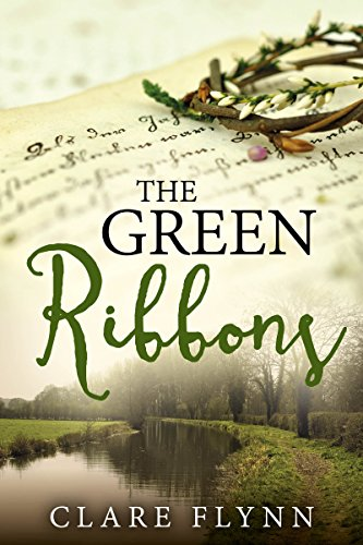 The Green Ribbons by Clare Flynn ebook deal