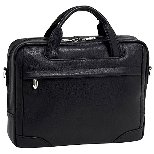 McKlein-USA-Bridgeport-Leather-Laptop-Brief