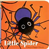 img - for Little Spider (Finger Puppet Book) by Chronicle Books (2007-08-23) book / textbook / text book