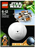 Lego Star Wars - 75009 - Jeu de Construction - Snowspeeder & Hoth