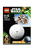 Lego Star Wars - 75009 - Jeu de Construction - Snowspeeder & Hoth