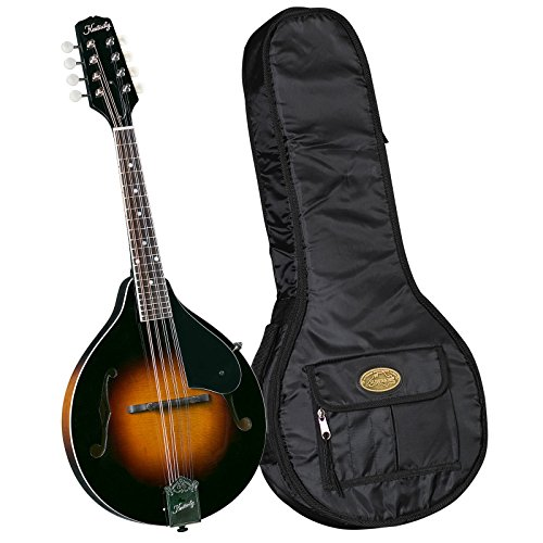 Kentucky KM 140 Standard A Model Mandolin With Deluxe Bag