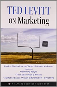 literature review on marketing myopia Chapter ii review of literature 21 introduction  levitt (1960) cautioned business firms against marketing myopia a term he coined to.