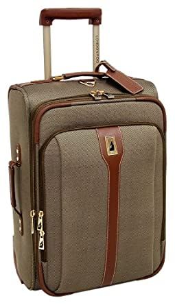 Click to buy Best Carry On Luggage: London Fog Oxford 21