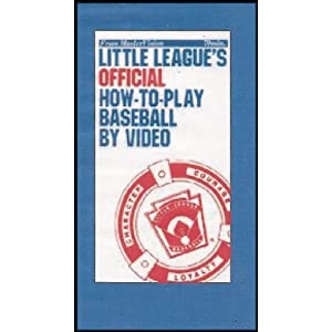 Little League's Official How-To-Play Baseball Video movie