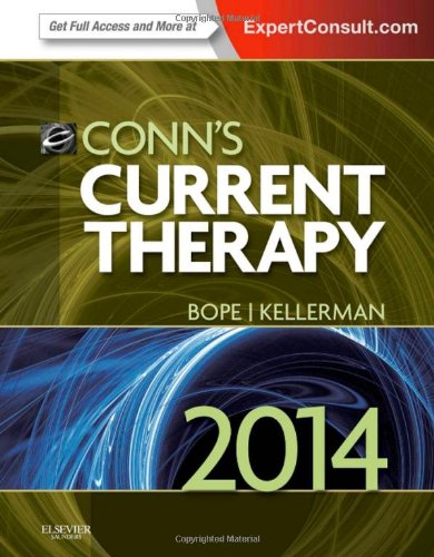 Conn'S Current Therapy 2014: Expert Consult: Online And Print, 1E