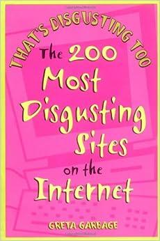 Most disgusting websites