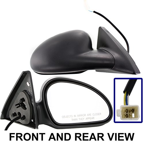 FORD ESCORT 98-03 SIDE MIRROR RIGHT PASSENGER, POWERPE, ZX2 MODELS, KOOL-VUE (Ford Escort Zx2 Wheels compare prices)