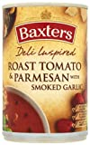 Baxters Roast Tomato and Parmesan With Smoked Garlic Soup 400 g (Pack of 6)