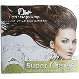 Hair Therapy Wrap / Cordless Heating Cap (white)