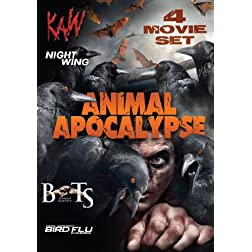 When Animals Attack - 4-Movie Set