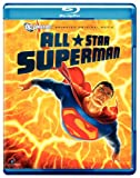 51Fxy5c0ROL. SL160  All Star Superman (Blu ray/DVD Combo + Digital Copy)