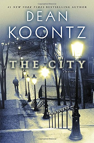 The City: A Novel front-1067654