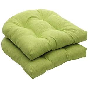 Amazon Pillow Perfect Indoor Outdoor Green Textured