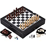 Mainstreet Classics Broadway 5-in-1 Combo Game Set