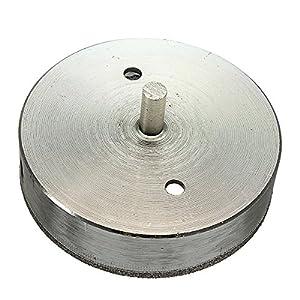 Foret diamant 105mm diam tre fraise m che tr pan pour for Foret pour carrelage ceramique
