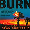 Burn Audiobook by Sean Doolittle Narrated by Basil Sands