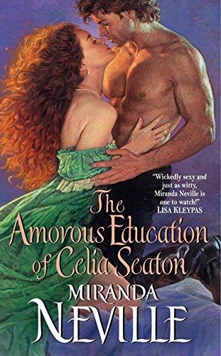 Image of The Amorous Education of Celia Seaton (The Burgundy Club)