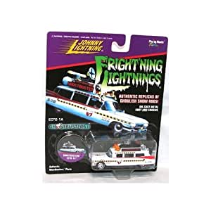 Johnny Frightning Lightnings GHOSTBUSTERS ECTO 1 A '59 Cadillac Diecast Vehicle