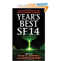 Year's Best SF 14 (Year's Best SF (Science Fiction)) by David G. Hartwell and Kathryn Cramer