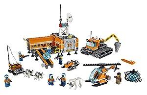 1 X LEGO City 60036: Arctic Base Camp