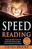 img - for Speed Reading Your Incredibly Practical Guide The Most Unique Speed Reading Techniques book / textbook / text book