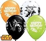 "Star Wars Happy Birthday 11"" Qualatex..."