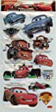Disney Pixar Cars 2: Padded Stickers