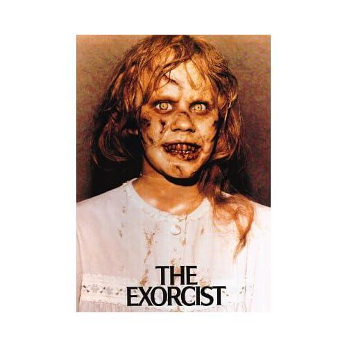 Amazon.com - Exorcist (Linda Blair Scary Face) Movie Poster Print - 24