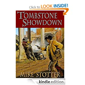 TOMBSTONE SHOWDOWN (a Brandon and Slate Western)
