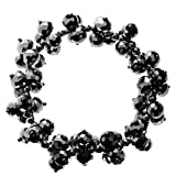 Hematite Sparkling Faceted Bead Bracelet Beautifully presented in a premium gift box and organza gift bag