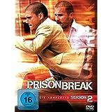 """Prison Break - Die komplette Season 2 [6 DVDs]von """"Wentworth Miller"""""""