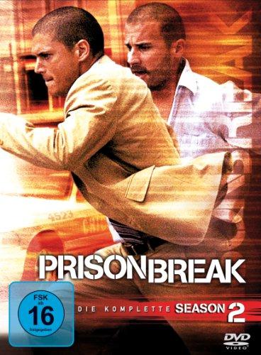 Prison Break - Die komplette Season 2 [6 DVDs]