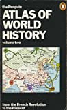 img - for THE PENGUIN ATLAS OF WORLD HISTORY: V. 2 (REFERENCE BOOKS) book / textbook / text book