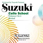 Suzuki Cello School, Volumes 3&4: Per...